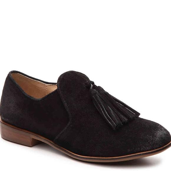 c1934b9cf4e Steve Madden Tassel Suede Loafer Shoe. M 5acfefc561ca10278500223f